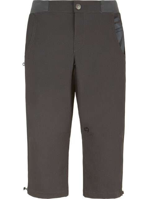 E9 3Quart - Pantalones cortos Hombre - gris